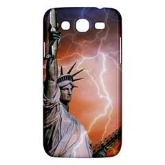 Statue Of Liberty New York Samsung Galaxy Mega 5 8 I9152 Hardshell Case  by Nexatart