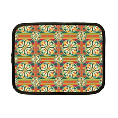 Eye Catching Pattern Netbook Case (small)  by linceazul