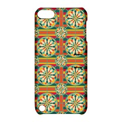 Eye Catching Pattern Apple Ipod Touch 5 Hardshell Case With Stand by linceazul