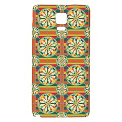 Eye Catching Pattern Galaxy Note 4 Back Case by linceazul
