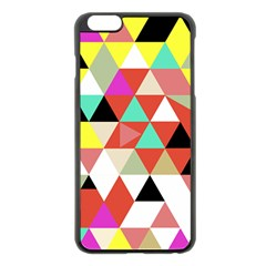 Bonjour Apple Iphone 6 Plus/6s Plus Black Enamel Case by allgirls