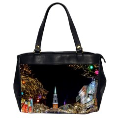 Church Decoration Night Office Handbags (2 Sides)  by Nexatart