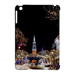 Church Decoration Night Apple Ipad Mini Hardshell Case (compatible With Smart Cover) by Nexatart