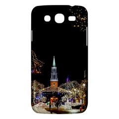 Church Decoration Night Samsung Galaxy Mega 5 8 I9152 Hardshell Case  by Nexatart