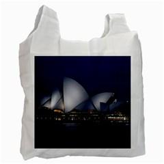 Landmark Sydney Opera House Recycle Bag (two Side)
