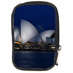 Landmark Sydney Opera House Compact Camera Cases by Nexatart