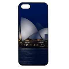 Landmark Sydney Opera House Apple Iphone 5 Seamless Case (black) by Nexatart