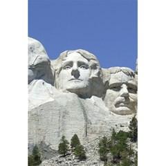 Mount Rushmore Monument Landmark 5 5  X 8 5  Notebooks by Nexatart