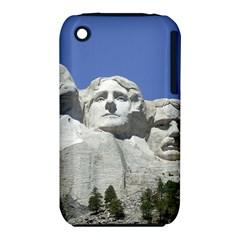 Mount Rushmore Monument Landmark Iphone 3s/3gs by Nexatart