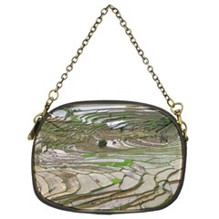 Rice Fields Terraced Terrace Chain Purses (two Sides)  by Nexatart