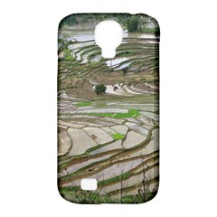 Rice Fields Terraced Terrace Samsung Galaxy S4 Classic Hardshell Case (pc+silicone) by Nexatart