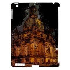 Dresden Frauenkirche Church Saxony Apple Ipad 3/4 Hardshell Case (compatible With Smart Cover) by Nexatart