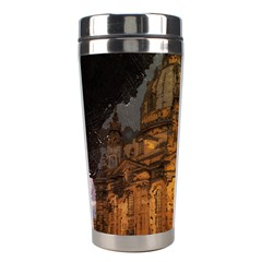 Dresden Frauenkirche Church Saxony Stainless Steel Travel Tumblers by Nexatart