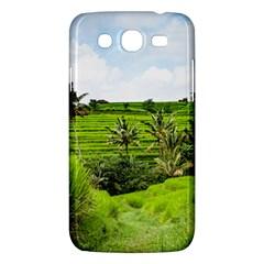 Bali Rice Terraces Landscape Rice Samsung Galaxy Mega 5 8 I9152 Hardshell Case  by Nexatart