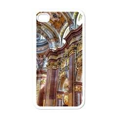 Baroque Church Collegiate Church Apple Iphone 4 Case (white) by Nexatart