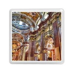 Baroque Church Collegiate Church Memory Card Reader (square)  by Nexatart