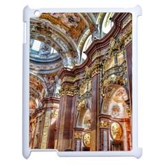 Baroque Church Collegiate Church Apple Ipad 2 Case (white) by Nexatart