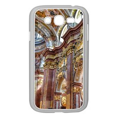 Baroque Church Collegiate Church Samsung Galaxy Grand Duos I9082 Case (white) by Nexatart