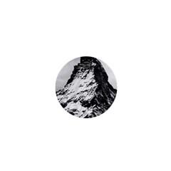Matterhorn Switzerland Mountain 1  Mini Buttons by Nexatart