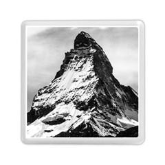 Matterhorn Switzerland Mountain Memory Card Reader (square)  by Nexatart