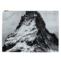 Matterhorn Switzerland Mountain Cosmetic Bag (xxl)  by Nexatart