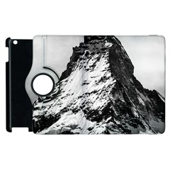 Matterhorn Switzerland Mountain Apple Ipad 3/4 Flip 360 Case by Nexatart