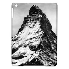 Matterhorn Switzerland Mountain Ipad Air Hardshell Cases by Nexatart