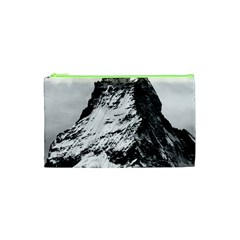 Matterhorn Switzerland Mountain Cosmetic Bag (xs) by Nexatart