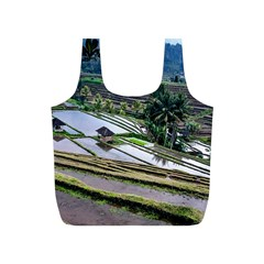Rice Terrace Rice Fields Full Print Recycle Bags (s)