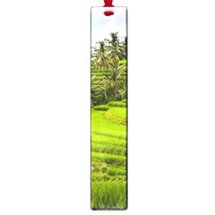 Rice Terrace Terraces Large Book Marks by Nexatart