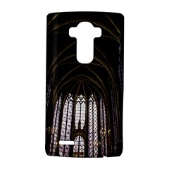 Sainte Chapelle Paris Stained Glass Lg G4 Hardshell Case by Nexatart