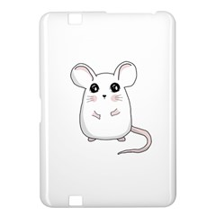Cute Mouse Kindle Fire Hd 8 9  by Valentinaart