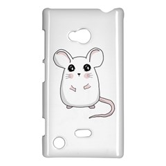 Cute Mouse Nokia Lumia 720 by Valentinaart