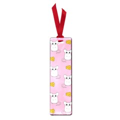 Cute Mouse Pattern Small Book Marks by Valentinaart