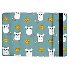Cute Mouse Pattern Ipad Air Flip by Valentinaart