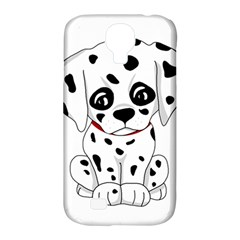 Cute Dalmatian Puppy  Samsung Galaxy S4 Classic Hardshell Case (pc+silicone) by Valentinaart