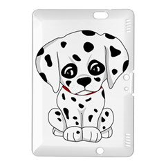 Cute Dalmatian Puppy  Kindle Fire Hdx 8 9  Hardshell Case by Valentinaart