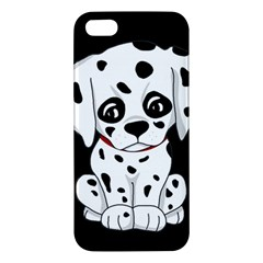 Cute Dalmatian Puppy  Iphone 5s/ Se Premium Hardshell Case by Valentinaart