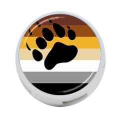 Bear Pride Flag 4 Port Usb Hub (one Side) by Valentinaart