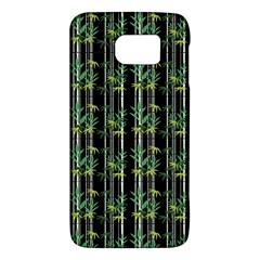 Bamboo Pattern Galaxy S6 by ValentinaDesign