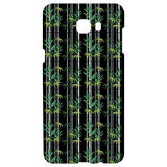 Bamboo Pattern Samsung C9 Pro Hardshell Case  by ValentinaDesign