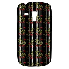 Bamboo Pattern Galaxy S3 Mini by ValentinaDesign