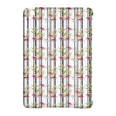 Bamboo Pattern Apple Ipad Mini Hardshell Case (compatible With Smart Cover) by ValentinaDesign