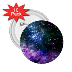 Space Colors 2 25  Buttons (10 Pack)  by ValentinaDesign