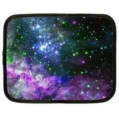 Space Colors Netbook Case (large) by ValentinaDesign