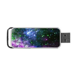 Space Colors Portable Usb Flash (two Sides) by ValentinaDesign