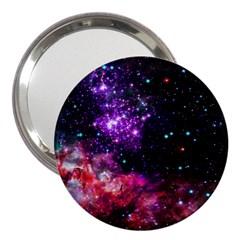 Space Colors 3  Handbag Mirrors by ValentinaDesign