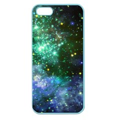 Space Colors Apple Seamless Iphone 5 Case (color) by ValentinaDesign