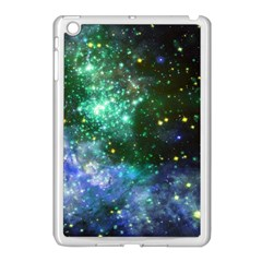 Space Colors Apple Ipad Mini Case (white) by ValentinaDesign