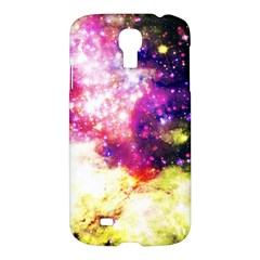 Space Colors Samsung Galaxy S4 I9500/i9505 Hardshell Case by ValentinaDesign